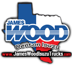 James Wood Isuzu of Denton, TX dealership logo